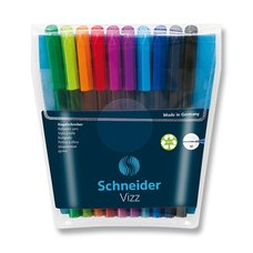 Schneider Kuličková tužka  Vizz sada 10 ks