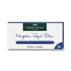 Faber-Castell Inkoustové bombičky - dlouhé modré