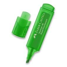 Faber-Castell Zvýrazňovač Textliner 1546 zelený