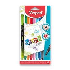 Liner Maped Graph'Peps Premium, souprava, 8 ks