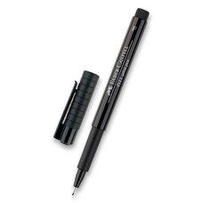 Faber-Castell Popisovač Pitt Artist Pen F, černý