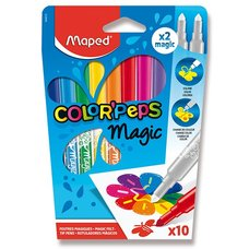 Maped Fixy Color´Peps Magic 8 + 2 kusů