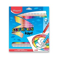 Maped Pastelky  Color'Peps Oops 24 barev