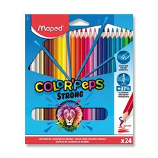 Maped Pastelky  Color'Peps Strong 24 barev