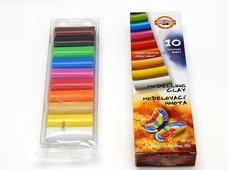 Plastelína VODNÍ SVĚT 200g 10 barev