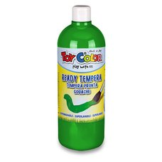 Ready Tempera, zelená, 1000ml