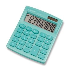 Citizen Stolní kalkulátor  SDC-810NR zelený