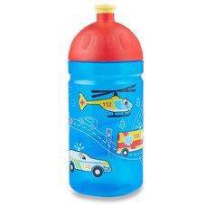 Zdravá lahev 0,5l, Záchranáři