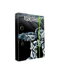 Karton P+P Heft box A4 Premium Robot