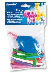 Modelovací balónky - 10 ks