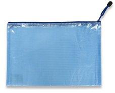 Plastová obálka - A4 - modrá