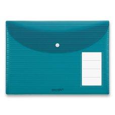 Foldermate Spisovka s drukem  iWork - A4  modrozelená