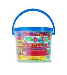Plastelína 700g v kbelíku 8 barev