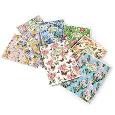 Pigna Školní sešit  Nature Flowers - A4, čistý, 40 listů, mix motivů