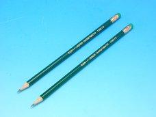 Tužka č. 2 s gumou