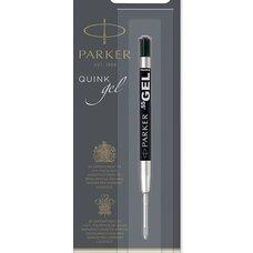 Parker Gelová náplň  do kuličkové tužky černá, F