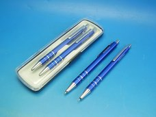 Souprava Ring modrá kul. pero+ mikrotužka 0,5 /A0640/