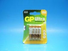 Baterie GP 24AU AAA/LR03 1014114000 alkalické
