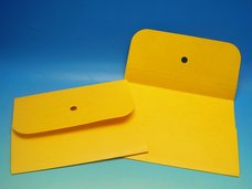 Kapsa odkládací prešpán 151 Žlutá
