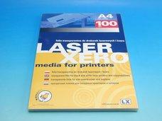 Projekční folie LASER XERO-LX  A4