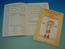 Sešit procvičovací č.2 matematika pro duhou třídu