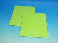 Barevný karton světle zelený 160g 10ks