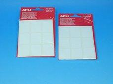 Etikety APLI 22x32mm bílé