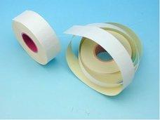 Cenové etikety 22x12 bílé COLA-PLY