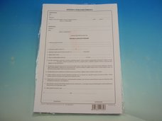 Dohoda o pracovní činnosti A4