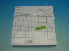 Kontrolní lístek - píchačka dvojitá OP1145