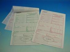OP1198 CMR A4 7 listů NCR