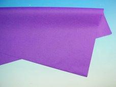 Papír hedvábný fialový 50 x 70 cm, 19 g ,ARC