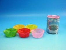 Košíčky cukrářské pečící barevné 35 x 20 mm/100 ks