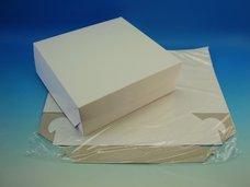 Dortová krabice 280 x 280 x 100 mm, 3 ks