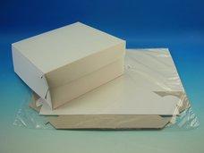 Dortová krabice 250 x 250 x 90 mm, 3 ks