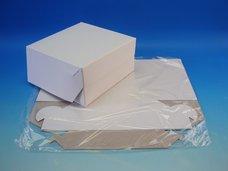 Dortové krabice 180 x 180 x 90 mm, 3 ks