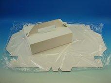Zákusková krabice 270 x 180 x 80 mm, 3 ks
