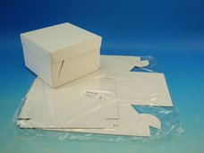 Výslužková krabice 140 x 140 x 90 mm, 3 ks
