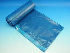 Pytle odpadkové 70 x 100/25 role, modré 40 y
