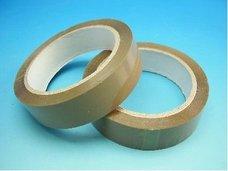 Lepící páska 25mm x 66m hnědá 1310220