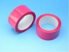 Lepící páska červená 48x66M