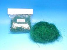 Kokosové vlákno tmavě zelené 25 g