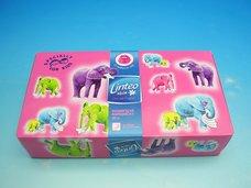 Kosmetické kapesníky LINTEO KIDS 80 ks, parfémované