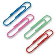 Sponky Maped barevné - 25 mm, 100 ks