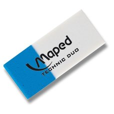 Technická pryž MAPED Technic Duo