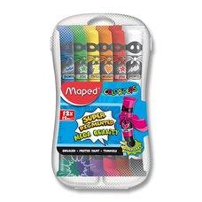 Temperové barvy Maped 12ks, 12 ml