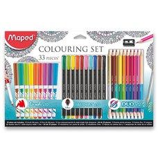 Maped Výtvarná sada Coloring set - 33 kusů