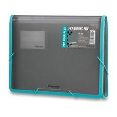 FolderMate Aktovka na dokumenty Pop Gear Plus - A4, kouřová