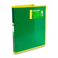 FolderMate 4kroužkový pořadač Pop Gear Plus - A4, zelený