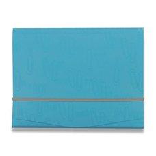 Spisové desky I Clip - A4, modrá